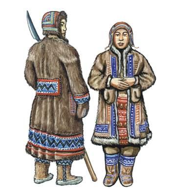 Доклад о народах россии якуты 6144