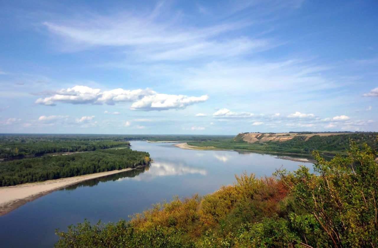 Доклад про реку обь 9277