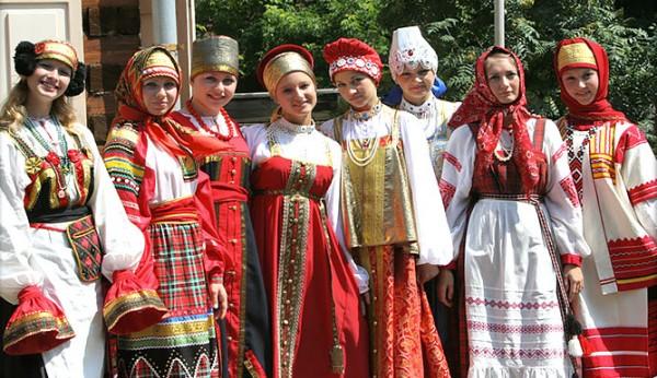 Национальные традиции народов россии реферат 2631
