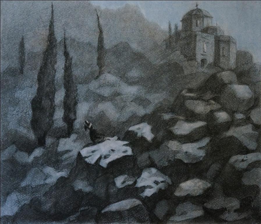 Картинки из произведения мцыри