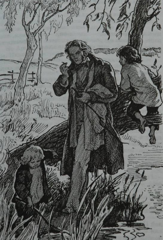 отцы и дети тургенев картинки