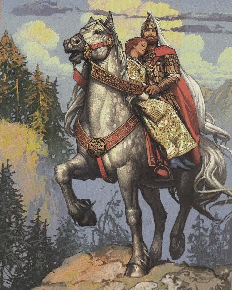 Реферат на тему людмила и руслан 5496