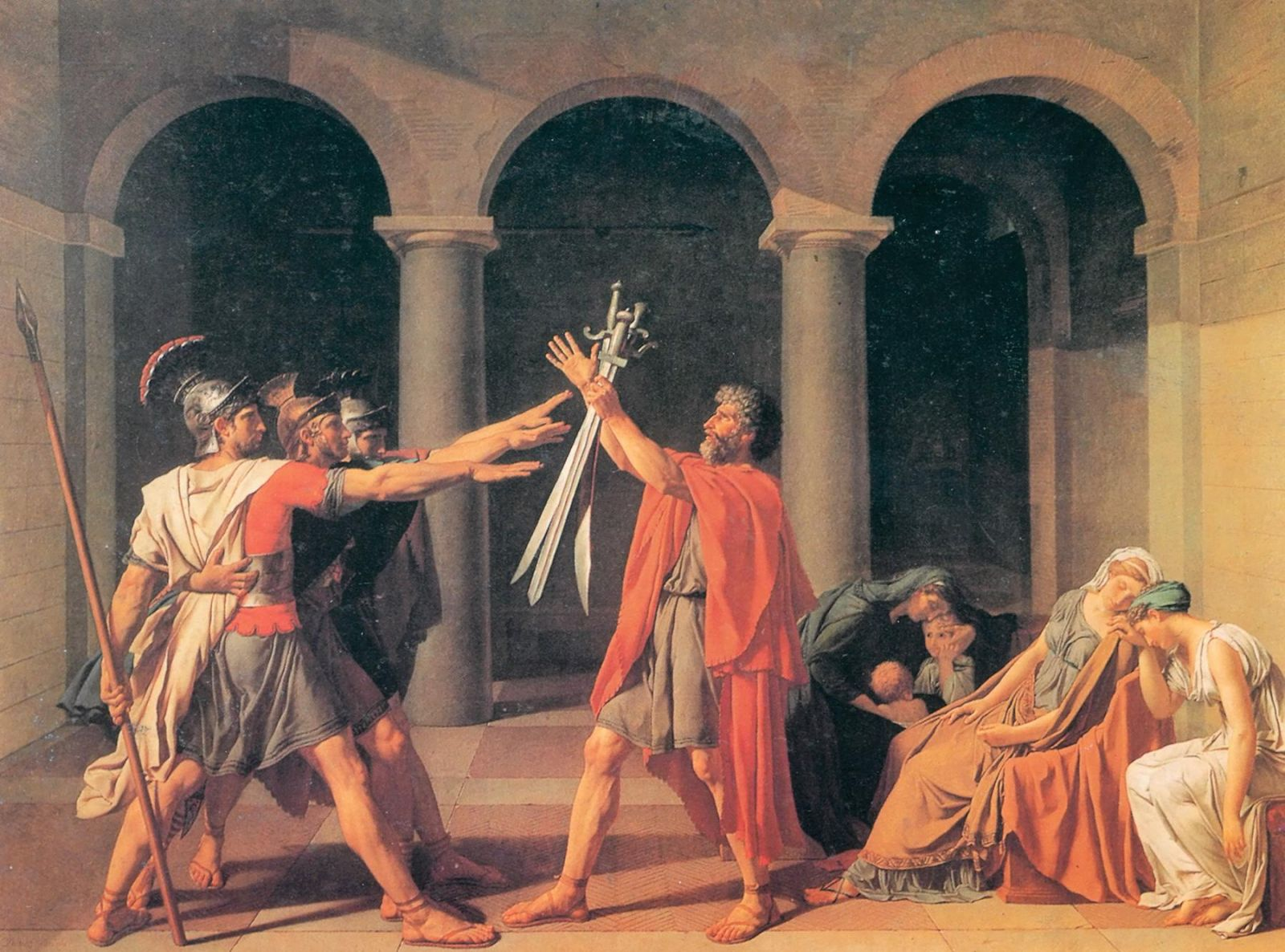 картинки классицизм в искусстве