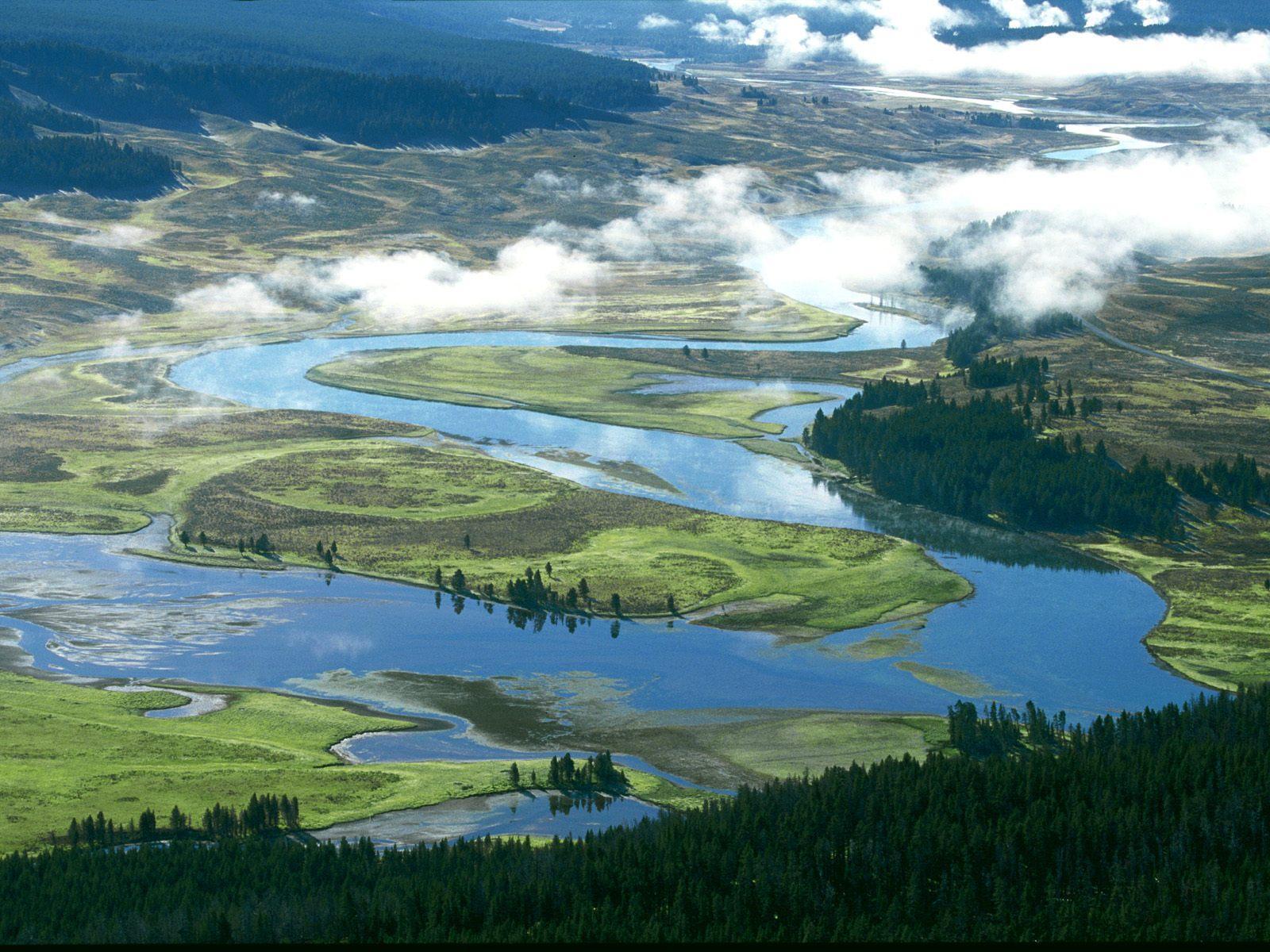 картинки озера и реки