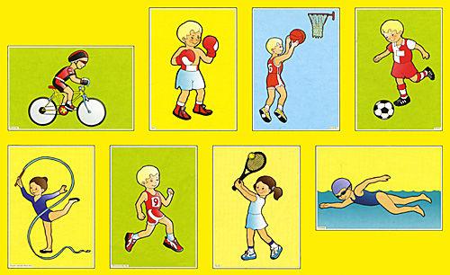 Спорт в моей жизни реферат 4103