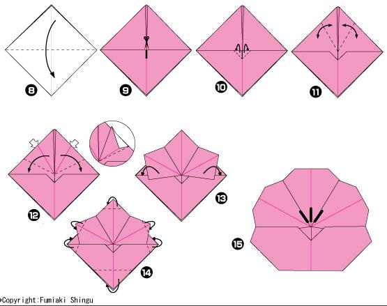 Треугольник из бумаги своими руками фото 924