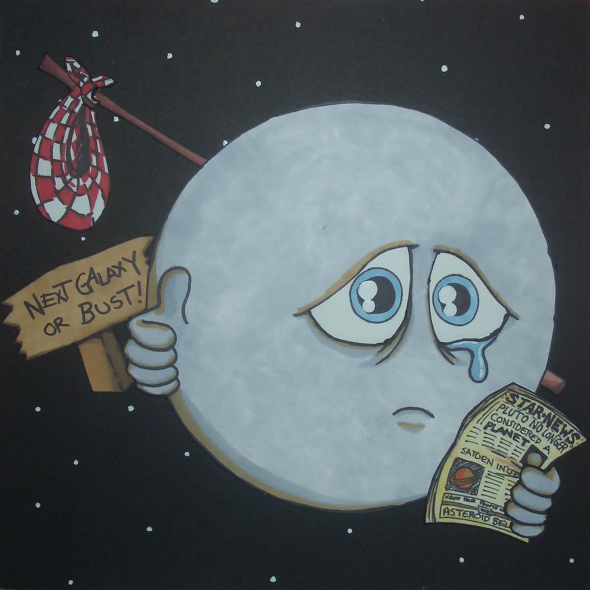 Смешные рисунки планет