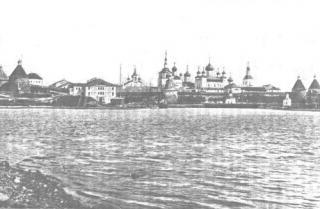 Поездка в Соловецкий монастырь