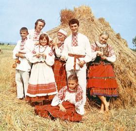 Народы Беларуси