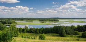 озёра Беларуси