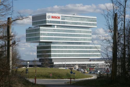 офис Бош в Германии