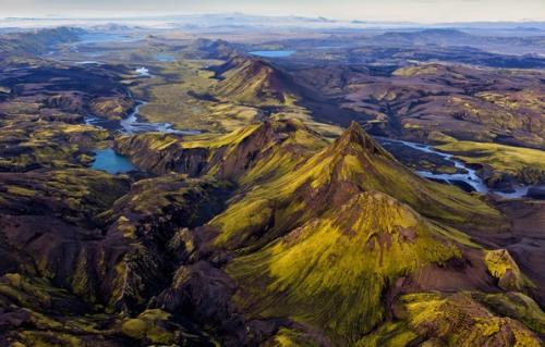 реки Исландии
