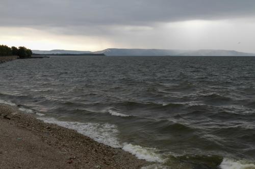 воды Куйбышевского водохранилища