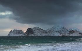 моря Норвегии