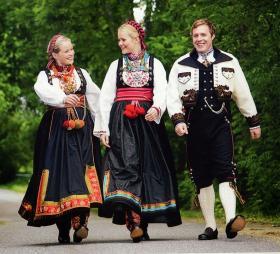 народ Норвегии