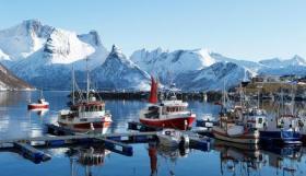 природные ресурсы Норвегии