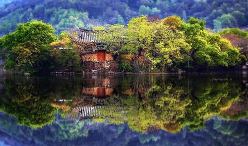 реки Южной Кореи