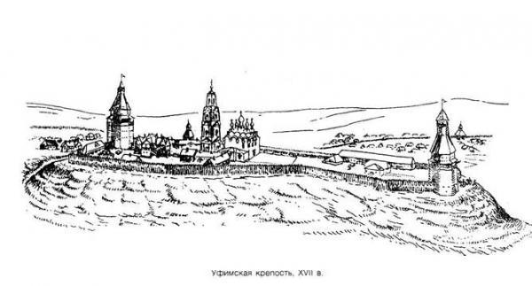 Уфимская крепость