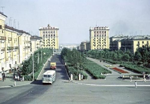 Советская Уфа