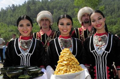 традиции Башкирского народа