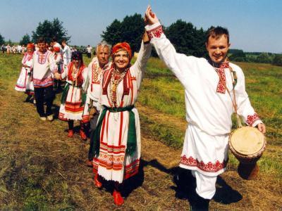 национальный чувашский костюм