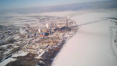 Новодвинск на Северной Двине