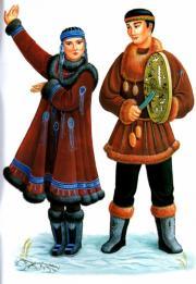 народ Чукчи