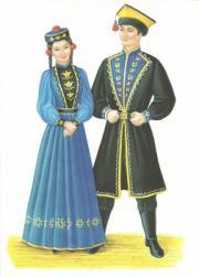 Народ Калмыкии