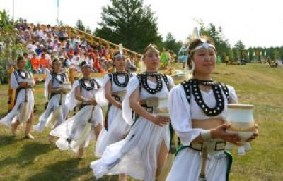 обычаи народов якутии картинки