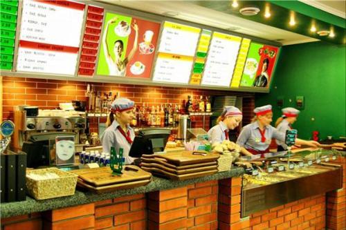 пищевые предприятия
