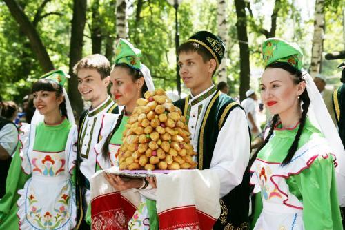 культура татарского народа