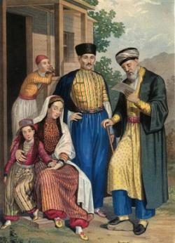 семья и быт татарского народа