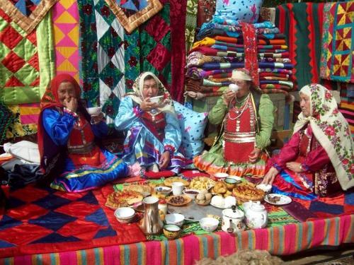 Татарские обычаи