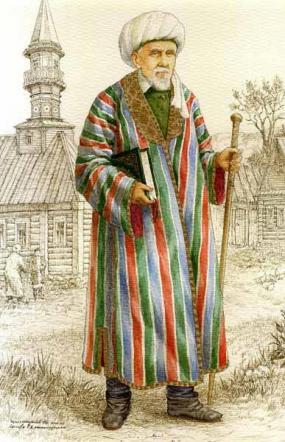 татарский старец