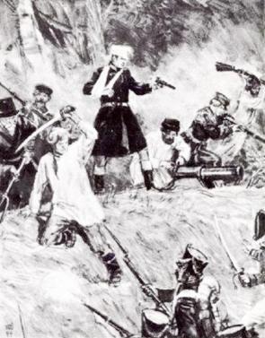 Дубровский и разбойники