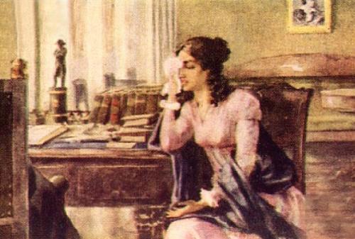 Женский идеал в русской литературе