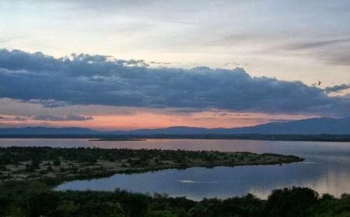 озеро Эдуард, Африка