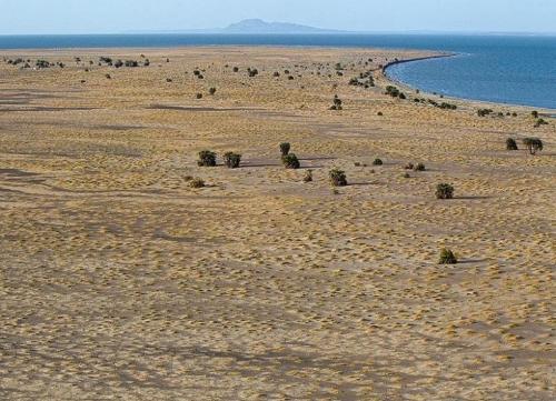 озеро Рудольф. Африка
