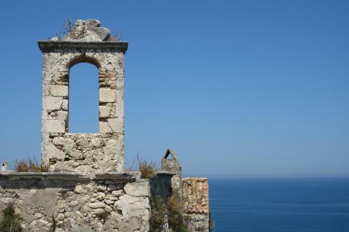 Апулия, берег на востоке Италии
