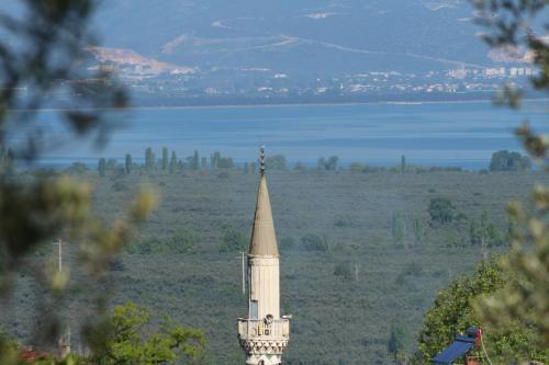озеро Изник в Турции